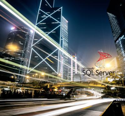 Optimizando SQL Server Logo