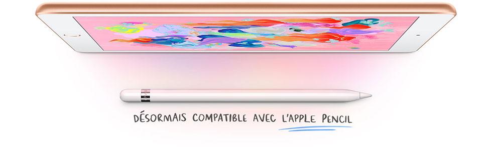 Nouvel iPad 9,7 pouces