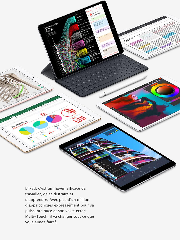 iPad Pro. De puissantes Apps.