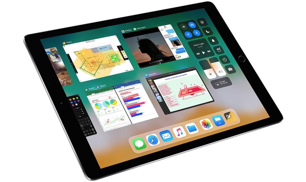 Nouvel iPad Pro.