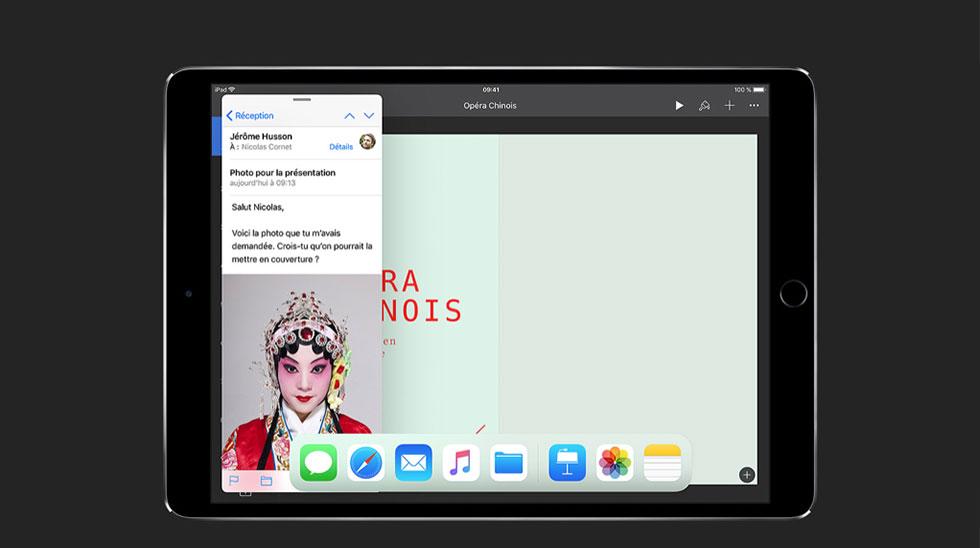 Cet automne : iOS11