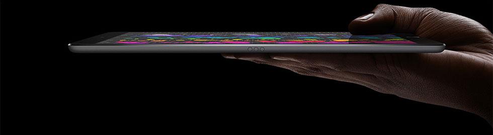 iPad Pro. Moins de 500g