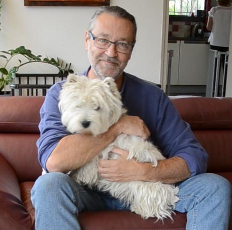 Patrick, adhérent Animal Futé à Montpellier