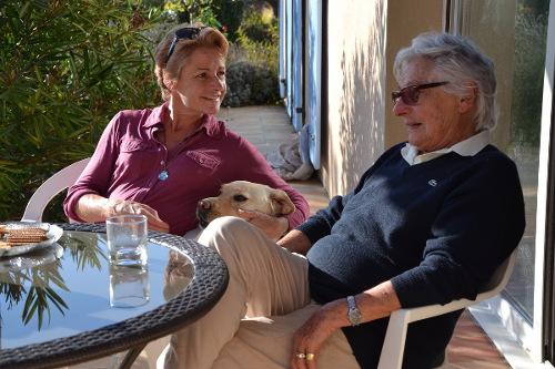 Simone, adhérente Animal Futé à Vaison la Romaine