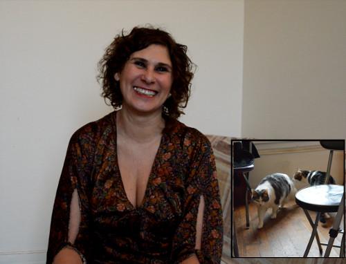 Tiziana, adhérente Animal Futé à Paris