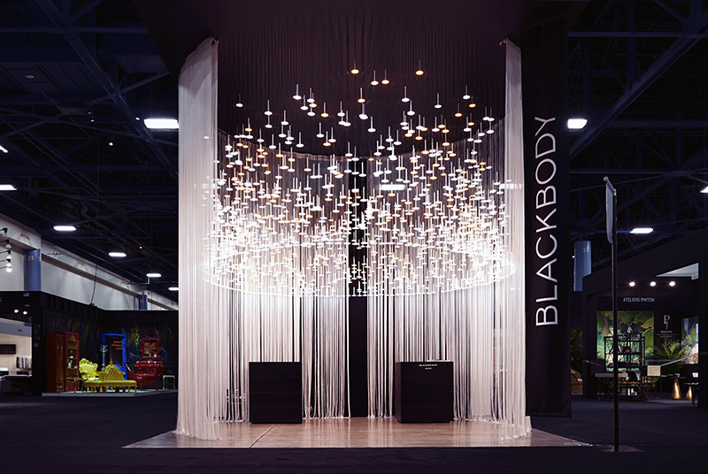 Blackbody maison&objet americas 2016