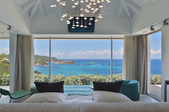 iran villa saint barth