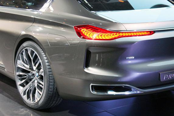 BMW Concept Vision Future