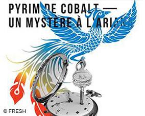 Pyrim de cobalt