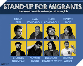 Stand up for Migrant